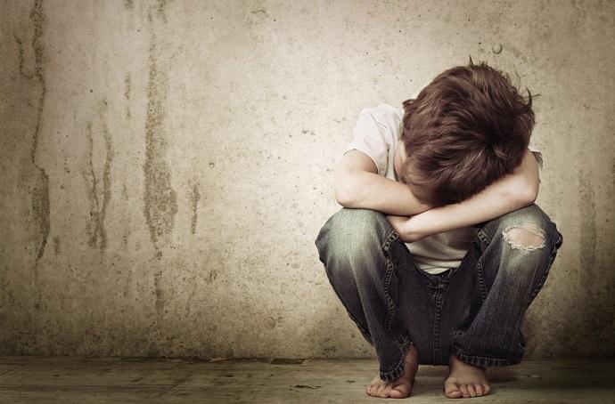 Una infancia condenada a fracasar